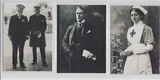 RMS TITANIC 100 YEAR COMMEMORATIVE 3 CARD INSERT SET TRADING CARD