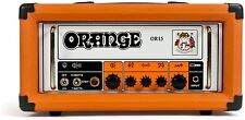 Orange OR15 15W Guitar Amplifier Speaker Head - All Valve - Brand New!