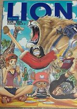 """""Exc"""" ONE PIECE COLOR WALK 3 Japanese Anime Illustrations Art Book From JAPAN"