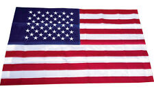 3x5 Ft USA Embroidered POLE POCKET SLEEVE Deluxe Nylon Stars US American Flag