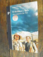 Aux sources du Nil / Burton et Speke / Payot / Voyageurs