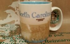 Starbucks Coffee Mug/Tasse/Becher NORTH CAROLINA, Global Icon, NEU & unbenutzt!!