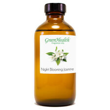 8 fl oz Night Blooming Jasmine Fragrance Oil (Glass Bottle) - GreenHealth