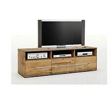 Lowboard TV Schrank Lessy wildeiche massiv geölt 2997