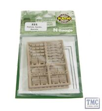 221 Ratio Pallets, Sacks, Barrels N Gauge Plastic Kit