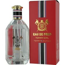 Tommy Girl Eau De Prep by Tommy Hilfiger EDT Spray 3.4 oz