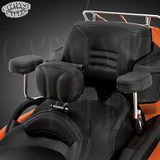 Can Am Spyder Passenger Armrests 41-159 Armrest Kit for Can-Am Spyder RT