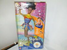 New 1997 Star Skater African American Barbie Michelle Kwan Olympic Games MIB