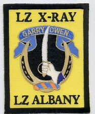 Garry Owens LZ X-Ray/ LZ Albany BC Patch Cat. No. C5893