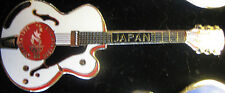 Atlanta 1996 Guitar Shaped Olympic Pin - Japan