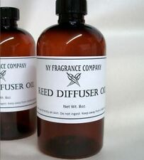 Reed Diffuser Oil Refill - CITRUS CILANTRO FRAGRANCE - 8 oz