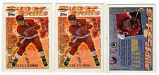 1X STEVE YZERMAN 1995 96 Topps #10 SUPER SKILLS NMMT Lots Available Red Wings