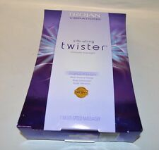 Trojan Vibrations Vibrating Twister Intimate Massager