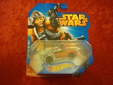 Hot Wheels Luke Skywalker Star Wars Edition Intergalactic Canyon Carver! NICE!!