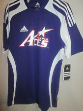 Evansville Purple Aces Soccer Jersey Football Shirt Size Small /5733a BNWT