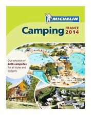 Guide Camping France: 2014 by Michelin Editions des Voyages (Paperback, 2014)