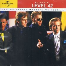 LEVEL 42 - Universal M. C. - Running In The Family - CD NEU Beste Hits
