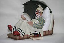 """Gilde Clown """"verliebter Poet """" Editionsfigur limitiert 2008 NEU & OVP"""