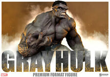 Sideshow - Marvel Collectibles - Gray Hulk Premium Format Statue (In Stock)