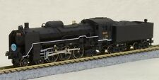 Microace a9615 c59 japanese steam locomotive, n scale, NIB, ships from USA