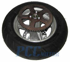 47CC 49CC Mini Pocket Bike 110/50-6.5 Rear Wheel Assembly Tire MTA1 MTA2 U WM19