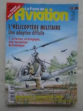 FANA 381 HELICOPTERE MILITAIRE MORANE SAULNIER MS-406 SIKORSKY AVIATION STRATEGE