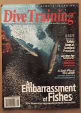 Dive Training Embarrassment Of Fishes Diving For Science June 2015 FREE SHIPPING