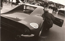 CHEVRON B8 OR B6 JOHN LEPP PHOTOGRAPH 1969 SILVERSTONE INTERNATIONAL MARTINI 1U
