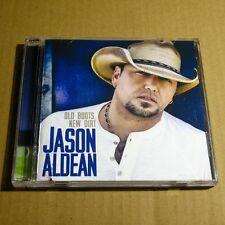Jason Aldean - Old Boots New Dirt 2014 USA CD MINT Country #A03