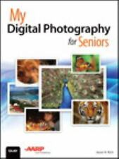 My Digital Photography for Seniors, Rich, Jason R., New Book