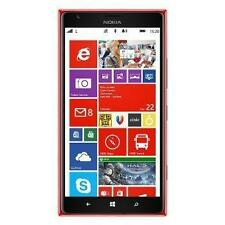 Nokia Lumia 1520 16GB Red Unlocked AT&T Windows Smartphone GSM 4GLTE ATT GSM *
