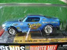 AW 4 Gear Legends of the Quarter Mile Jungle Jim HO Slot Car Run On AFX Aurora