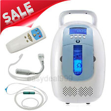 90% 5L Portable Oxygen Concentrator Generator Machine Remote Control Adjustable