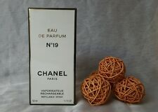 "CHANEL N°19 eau de parfum Refillable spray 50ml, ""VINTAGE"""