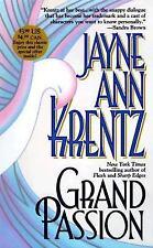 GRAND PASSION, JAYNE ANN KRENTZ, PAPER BACK 1994