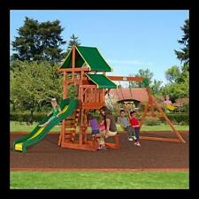 Backyard Discovery Swing Set Outdoor Fun Boys Girls Toys Furniture Playhouse New