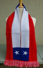 Chile Soccer Scarf ~ Country of Chile Scarf