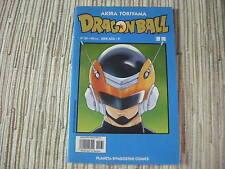 COMIC MANGA DRAGONBALL DRAGON BALL BOLA DE DRAGON Nº 184 SERIE AZUL USADO