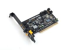 Musiland M-Sword Sound Card PCI S/PDIF optical coaxial computer Internal digital