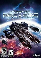 Legends of Pegasus (PC, 2012) FREE SHIPPING