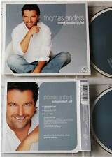 Thomas Anders - Independent Girl .. Rare 2003 Maxi CD