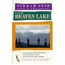 From Heaven Lake: Travels Through Sinkiang and Tibet, Vikram Seth, Very Good.  U