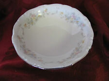 Johann Haviland Bavaria Germany 8 Floral Spendor berry sauce dessert bowls