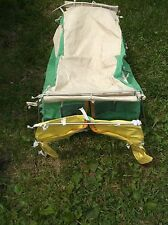 Vintage  ? Store Display  Tent Very Detailed   12 Inch High  24 Inch Long