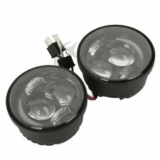 """4.65"""" Daymaker Projector LED Head Lamps Headlights For Harley Dyna Fat Bob FXDF"""