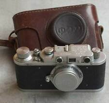 NKVD-USSR 1939 Soviet Collectible FED-1 35mm RF camera with FED 3.5/50 lens