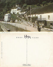 1970's MARS HILL LYNMOUTH DEVON UNUSED COLOUR POSTCARD