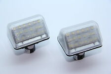 LED SMD License Plate Number Light Canbus Error Free Mazda 6 GY GJ GH GG CX 5 7