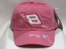 Dale Earnhardt Jr. #8 Budweiser Girl's Hat by Chase Authentics! New With Tags!