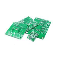50 x 50 mm de doble capa PCB Prototype Service, 10 PCs.